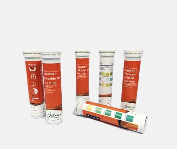 J-QUANT Peroxide 1000   World Lab Supplies